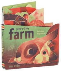Peek-a-baby - Farm