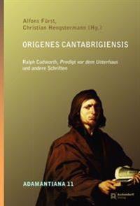 Origenes Cantabrigiensis