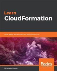 Learn CloudFormation - Agus Kurniawan - böcker (9781789134322)     Bokhandel