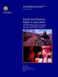 Intellectual Property Rights in Agriculture