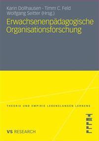 Erwachsenenpädagogische Organisationsfurschung