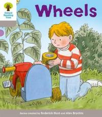 Oxford Reading Tree  Level 1 More a Decode and Develop Wheels - Roderick Hunt - böcker (9780198488989)     Bokhandel
