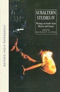Subaltern Studies