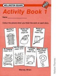 Wellington Square Activity Book 1