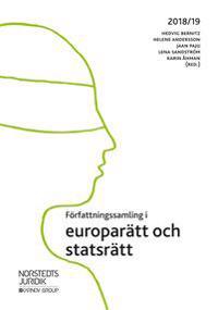 Författningssamling i europarätt och statsrätt