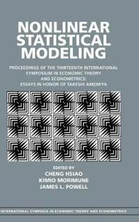 Nonlinear Statistical Modeling