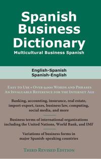 Spanish Business Dictionary