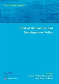 Spatial Disparities and Development Policy