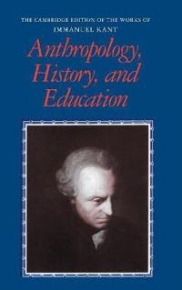 Anthropology, History and Education
