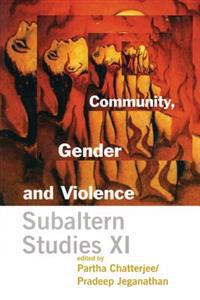 Community, Gender and Violence