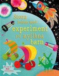 Stora boken med experiment för nyfikna barn