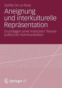 Aneignung Und Interkulturelle Reprasentation