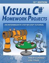 Visual C# Homework Projects