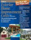 Exterior Home Improvement Costs