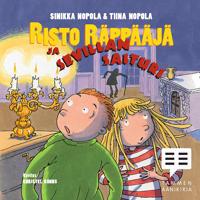 Risto Räppääjä ja Sevillan saituri