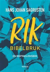 RIK bibelbruk - Hans Johan Sagrusten | Ridgeroadrun.org