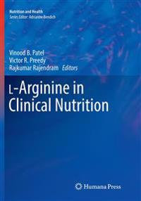 L-arginine in Clinical Nutrition