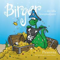 Birger : det lilla Storsjöodjuret : piraterna