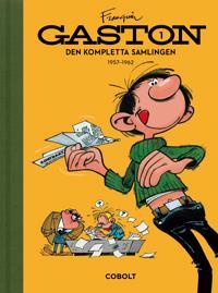 Gaston. Den kompletta samlingen, Volym 1 - André Franquin | Laserbodysculptingpittsburgh.com