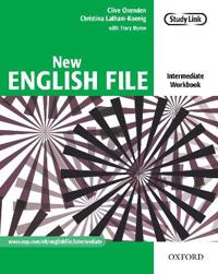 New english file: intermediate: workbook - six-level general english course