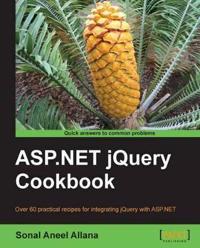 ASP.NET jQuery Cookbook