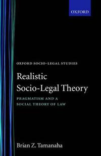 Realistic Socio-Legal Theory