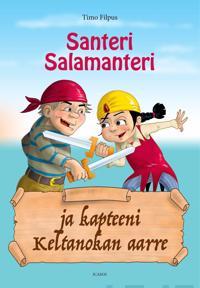 Santeri Salamanteri ja kapteeni Keltanokan aarre