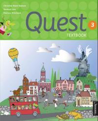 Quest 3 - Christine Røen Hansen, Tormod Lien, Patricia Pritchard pdf epub
