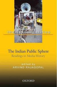 The Indian Public Sphere