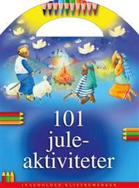 101 juleaktiviteter - Bethan James | Inprintwriters.org
