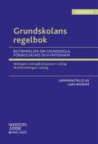 Grundskolans regelbok 2018/19