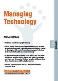 Technology Management: Operations 06.08
