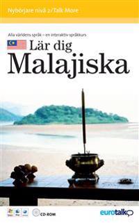 Talk more. Malajiska