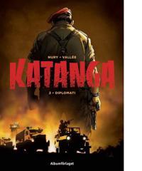 Katanga - Diplomati