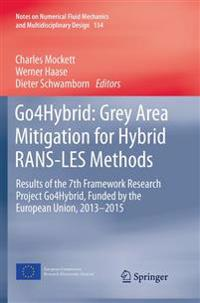 Go4hybrid - Grey Area Mitigation for Hybrid Rans-les Methods