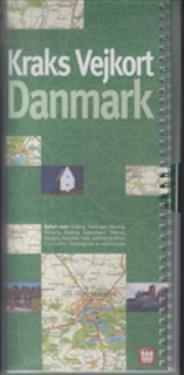 Kraks Vejkort Danmark