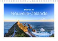 Phares de Nouvelle-Zélande (Calendrier mural 2019 DIN A4 horizontal)