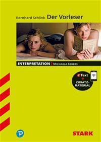 Interpretationen Deutsch - Schlink: Der Vorleser