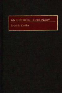 An Einstein Dictionary