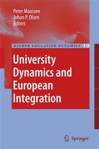 University Dynamics and European Integration