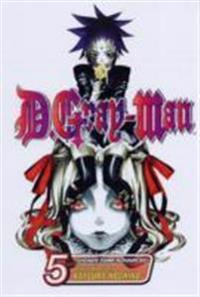 D. Gray-Man, Vol. 6