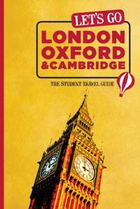 Let's Go London, Oxford & Cambridge