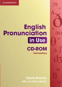 English Pronunciation in Use Elementary CD-ROM for Windows and Mac (single user) - Sylvie kvinnor - böcker (9780521693707)     Bokhandel