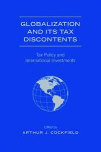 Globalization and Its Tax Discontents
