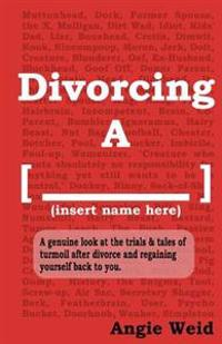 Divorcing a [______]: A Genuine Look at the Trials and Tales of Turmoil After Divorce While Regaining Yourself Back to You.