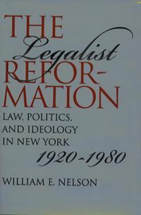 Legalist Reformation