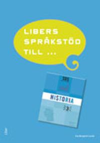 Libers språkstöd till SO·S Historia 3