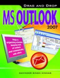 Drag Drop MS Outlook 2010