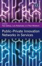 Public-Private Innovation Networks in Services