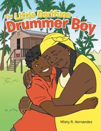 Little Garifuna Drummer Boy